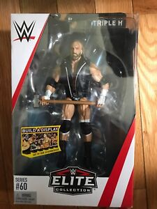 Triple H elite wrestler