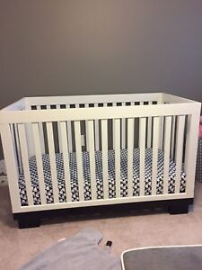 Baby Crib Convertible to Child or Youth Toddler bed