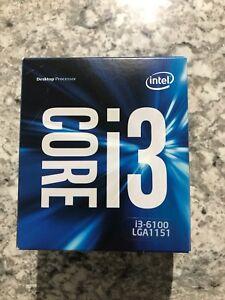I 3 6100 LGA 1151