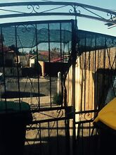 Old steel gates, free for scrap metal or garden decoration Ascot Vale Moonee Valley Preview