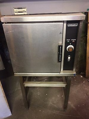 Hobart Electric Convection Steamer Oven Hsf-5 3 Phase 208 Volt 41.6 Amps