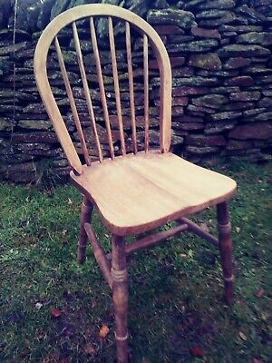 Farm house country home stick back chair