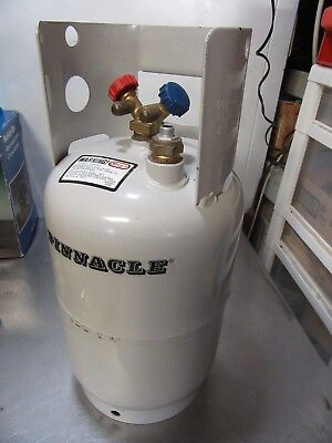 Refrigerant Manchester Reclaim Recovery Unit Cylinder Tank New Old Stock