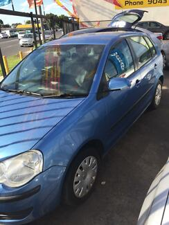 Volkswagen polo 2008 Maidstone Maribyrnong Area Preview