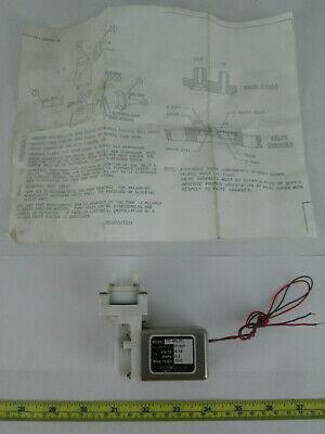 Brailsford Co Dc Brushless Pump Model Td-4n 25 9-14 Volts 0.3 Amps