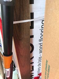 Hardwood Flooring Ash