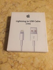 Brand New Apple Original  USB Cable for, iphone , ipad & ipod
