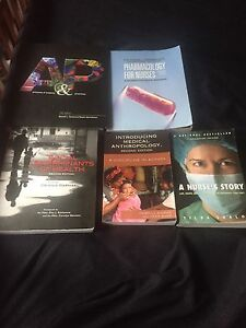 Nursing Textbooks... McMaster/Mohawk/MoMac BScN
