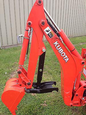 Kubota Bx 25 D Bolt-on Backhoe Thumb Fits Kubota Bx25d Tractor Pn 12535