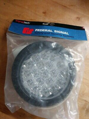 Federal Signal 4 Inch Round Led Compartment Light