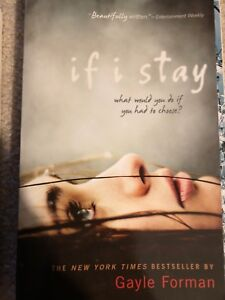 If I stay/Where she went.