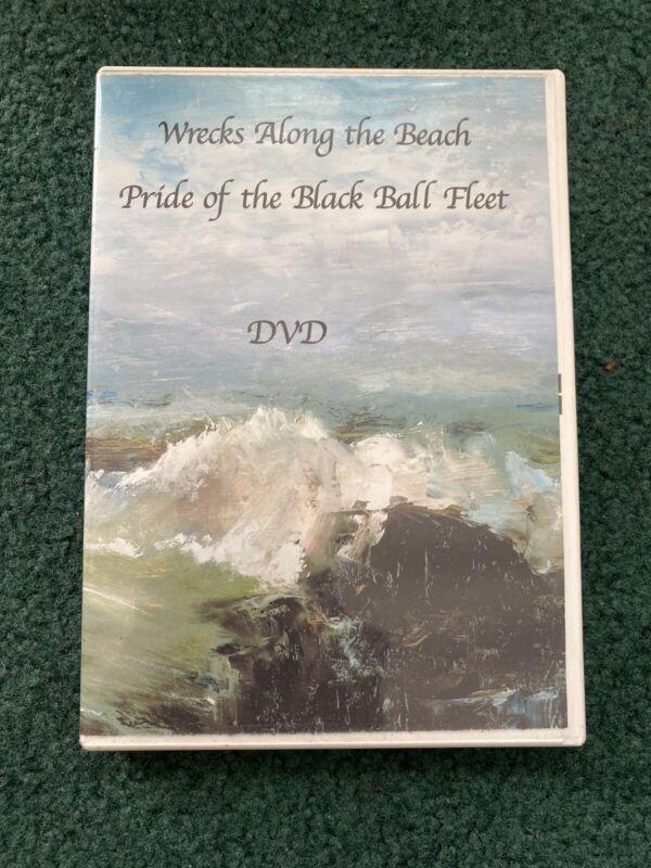 Wrecks Along The Beach Pride Of The Black Ball Fleet Diving Underwater Seaviews