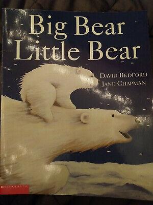 BIG BEAR, LITTLE BEAR  Big Bear Little Bear