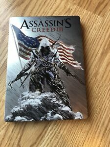 Assassins Creed 3 Steel Case Only H2