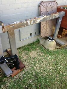 2 x steel  Trestles San Remo Wyong Area Preview