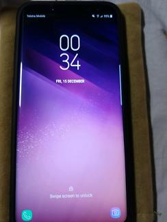 Samsung S8 plus dual SIM 128gb