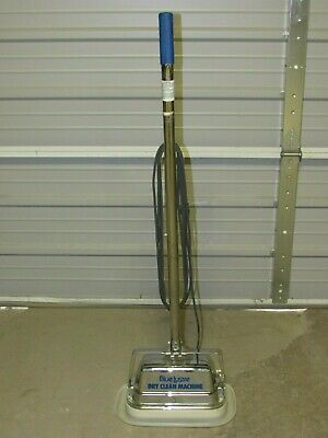 Vintage Blue Lustre Dry Cleaning Machine Extras Model H149