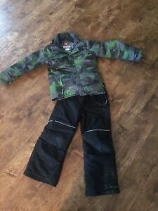 Columbia Snow Suit - Boys Age 8-9