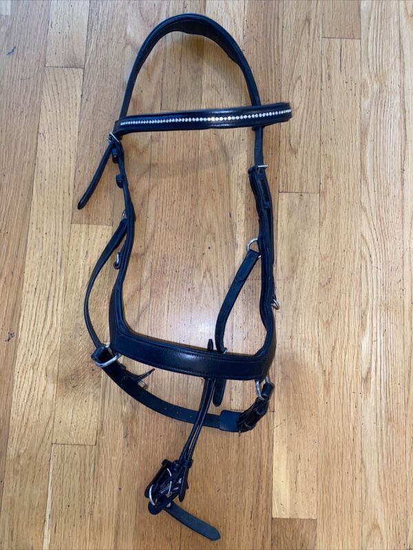 New Horseware Rambo Micklem Diamanté