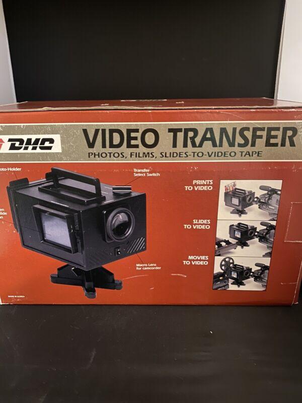 DMC Video Transfer
