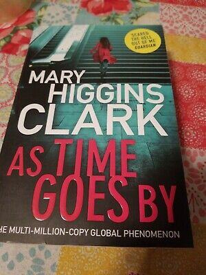 Mary higgins clark as time goes