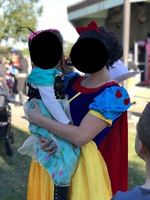 Halloween Cosplay Fancy Dress Princess Snow White Costume for Adult Size 8-10 m - Princesses Costumes For Adults