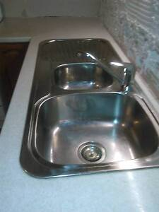 Sink - Stainless Steel Broadmeadow Newcastle Area Preview