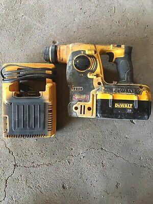 Dewalt Dch 363 36 V Hammer Drill
