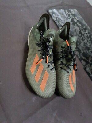 Adidas X 19.1 FG soccer Football  Boots (Pro Edition) Size UK 8