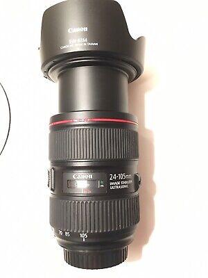 Canon EF 24-105mm f/4 II IS L USM Lens