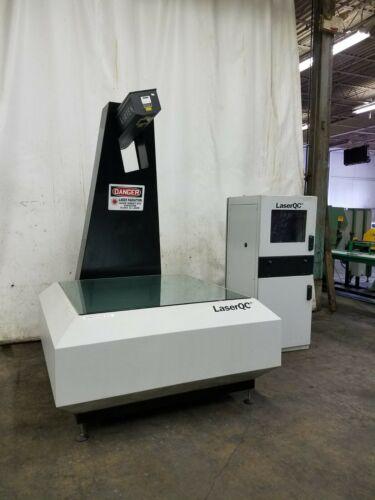 Virtek Laser QC 1200 3D CNC Inspection Machine with LPS-1DS Projector - AM20628