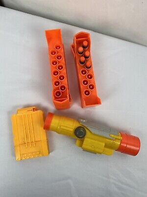 Nerf Accessories Lot Attachments Clips Mag Grip Scope More