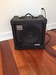Roland Cube 30 Bass amp