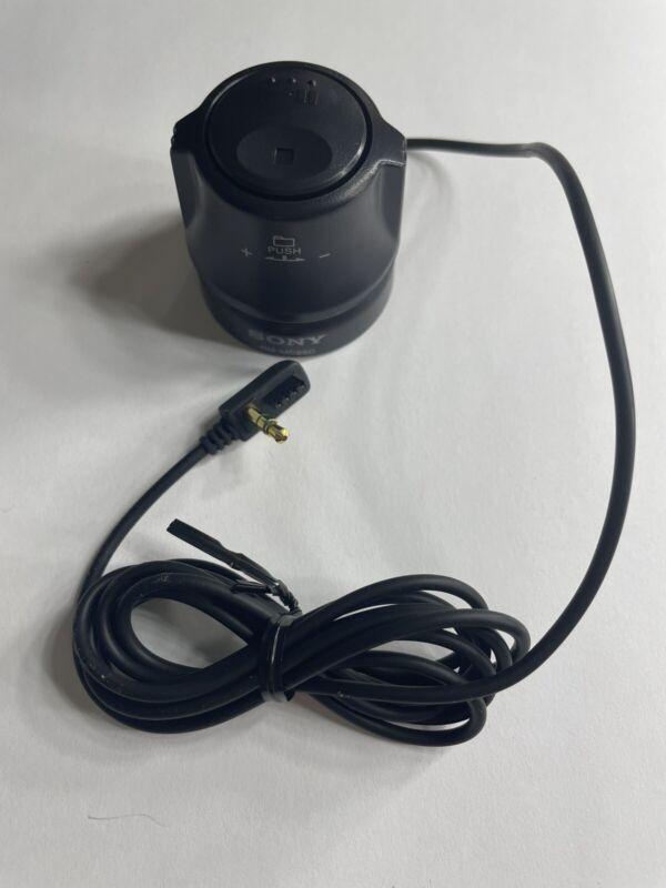 Sony MiniDisc Walkman RM-MC25C Remote Control