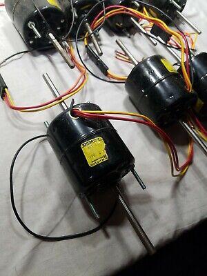 Dcm D-001-121-1 B Motors 24vdc Dc Electric Motors With Spec Sheet
