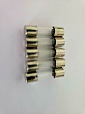 5 - Empire General Foam Gemmy Christmas Halloween Blow Mold Replacement Fuses 5A
