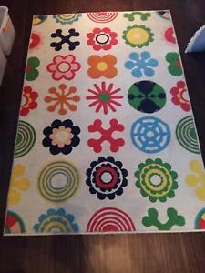 Beautiful Ikea Colourful Rug