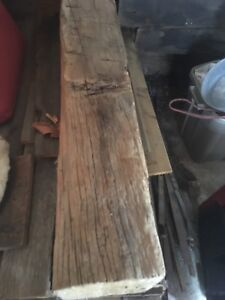 Barn beam timber