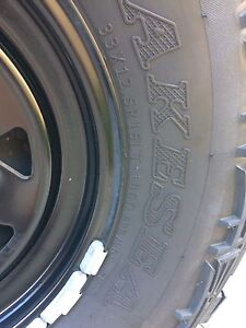 33x12 inch mud tyres South Morang Whittlesea Area Preview