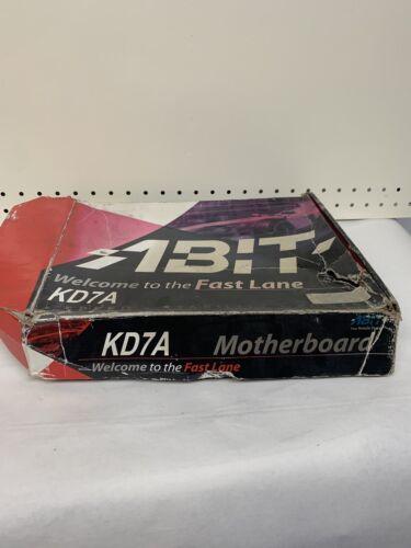 Abit KD7A Socket 462 PCI, ISA Motherboard - $24.99
