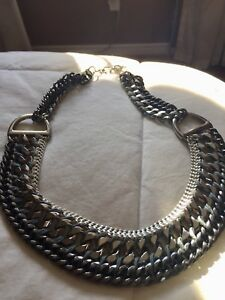 """Stella and Dot """"Femme Fatal"""" Necklace"""