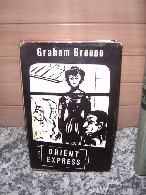 Orientexpress, ein Roman von Graham Greene