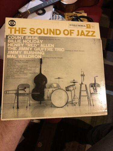 The Sound Of Jazz Lp - $5.40
