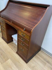 Good condition wooden JEWELLERS BENCH