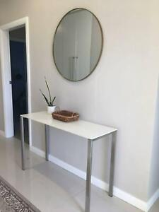 *HOUSE MOVING SALE - Freedom Hallway Table plus Mirror*