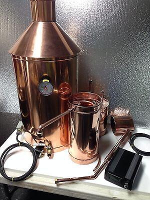 StillZ 20 Gallon Electric Moonshine Still Copper Still 20 oz.Copper