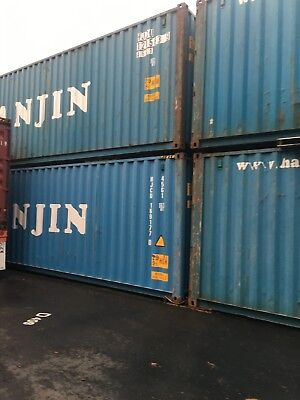 40 High Cube Cargoocean Shipping Container Storage Container In Fife Wa