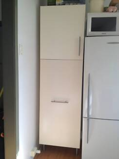 IKEA kitchen pantry cabinet Faktum Rationell series extendable Wynnum Brisbane South East Preview