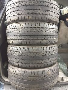 4-215/45R17 Bridgestone all season