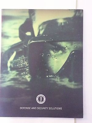 Mustang Survival Defense And Security Solutions Booklet Catalog